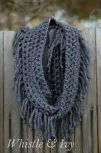 5 easy crochet scarf patterns