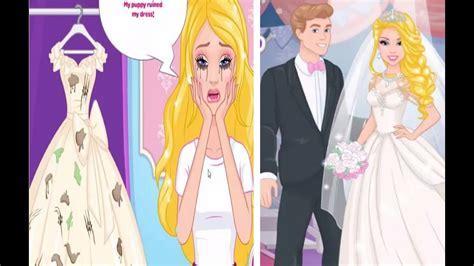 Barbie Wedding Dress Design ? Best Barbie Dress Up Games