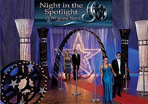 Red Carpet Prom Theme start a star struck evening with a hollywood theme grand