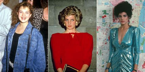 The 80s Is Back In Dress Form by 80s Fashion Trends That Are Coming Back Style Trends