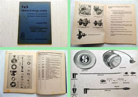 Sachs Motor 98 Ccm Kaufen by Sachs Motor 98 Ccm Modell 50 Und Naben V100 Hr 115 Hg