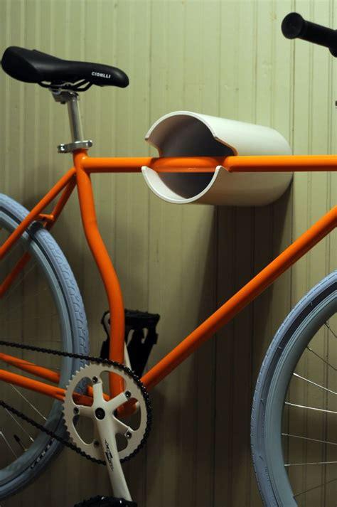 Best Wall Bike Rack by Best 25 Hanging Bike Rack Ideas On Wall Bike