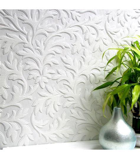 leaf pattern paintable wallpaper high leaf paintable textured vinyl wallpaper sle jo ann