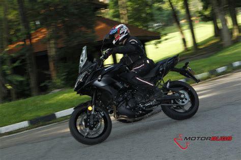 Kawasaki Malaysia Press Introduction for the Versys 650