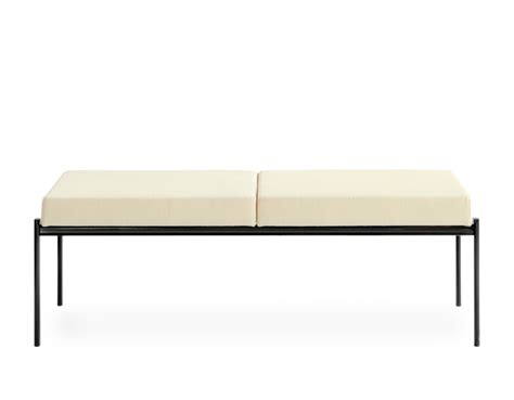 two seat bench kiki 2 seater bench hivemodern com