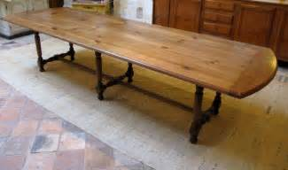 french provincial farmhouse dining table image 3