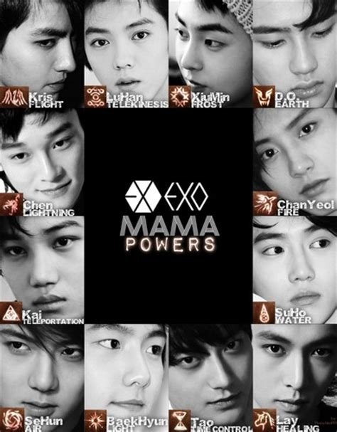 free download mp3 exo k power exo images exo quot mama quot powers hd wallpaper and background