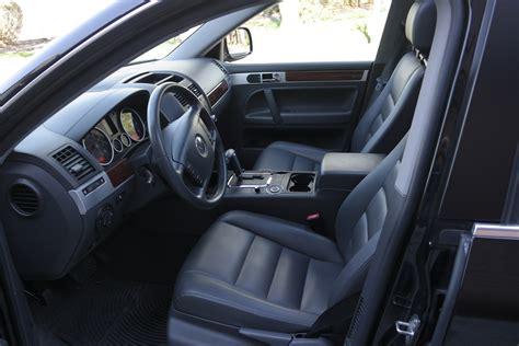 volkswagen touareg interior pictures cargurus