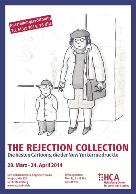 Rejection Letter German exhibitions heidelberg center for american studies hca