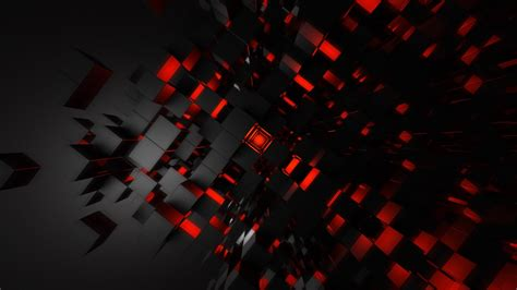 red and black abstract 1920x1080 wallpaper black night abstract space red symmetry