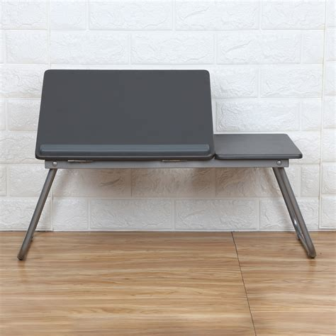 laptop bed table stand foldable computer study adjustable