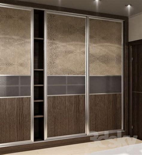 Lemari Sliding Silver Knock wardrobe sliding doors 3dsky sliding door wardrobes and doors