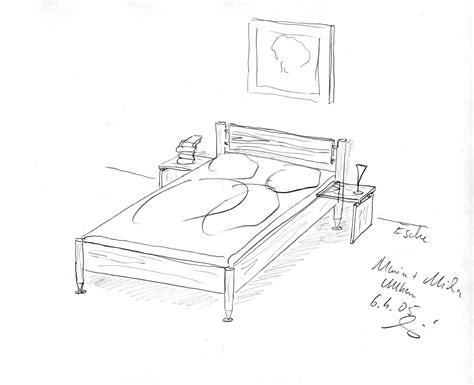 Bett Zeichnung by Preise M 246 Belkauf Die M 246 Belmacher