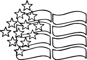 america coloring page american flag printable coloring pages