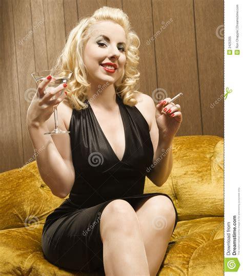 martini woman woman holding martini royalty free stock photo image