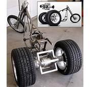 Frankenstein Trikes Harley Davidson Trike Kits