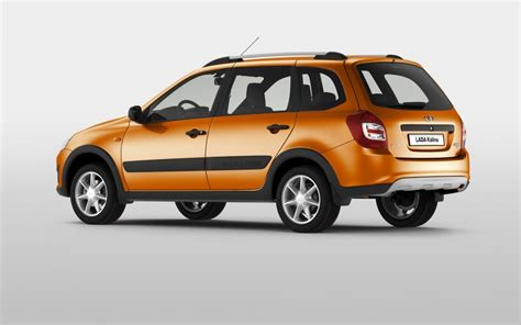 Lada Official Website Lada Kalina Cross Review Lada Official Website