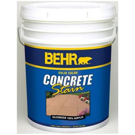 home depot paint msds behr 1 gal acrylic base concrete stain
