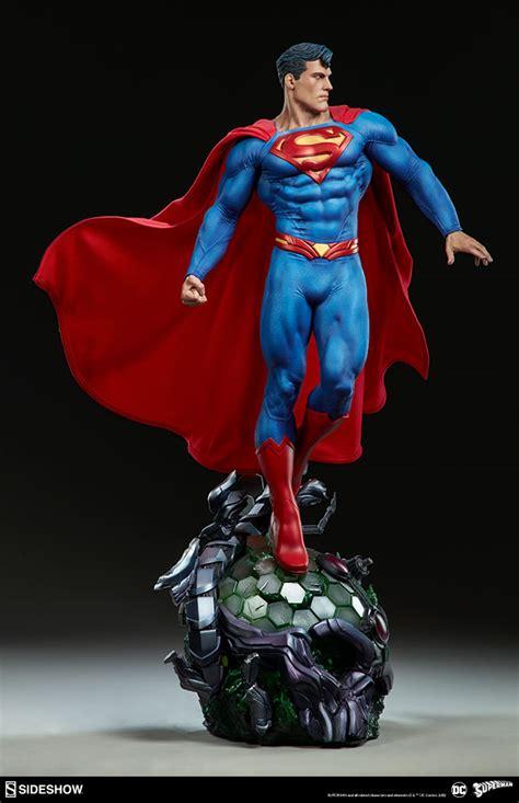 superman premium format figure  sideshow collectibles