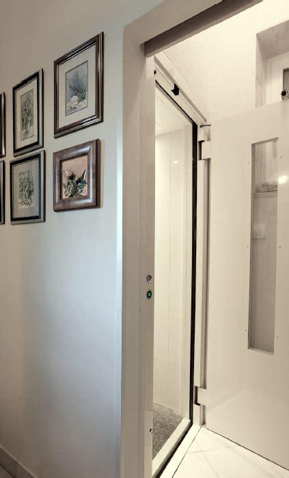 ascensore interno ascensore interno suite in una casa privata a spalato in