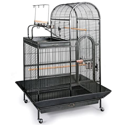 prevue hendryx signature series deluxe parrot cage with