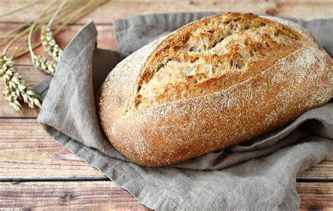 Handmade Bread - how to make bread you don t to knead