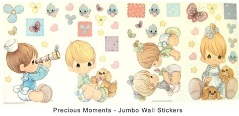 precious moments wall stickers kiara grace stek quot precious moments quot theme for kiara s room