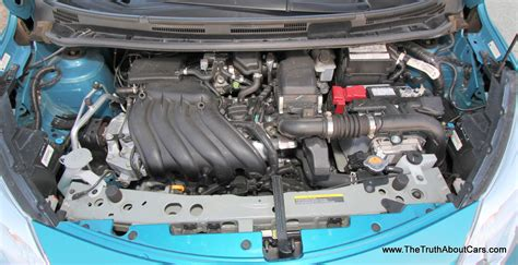 2014 Nissan Versa Engine by 2014 Nissan Versa Note Engine 1 6l The About Cars