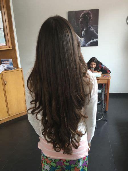 corte en v y degrafilado cortes de cabello en v con capas pinterest corte de