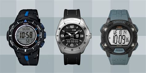 collection of great digital watches bingefashion
