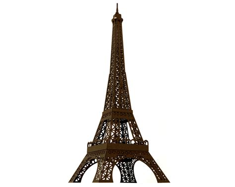 eiffel tower model template paper craft new 255 paper craft eiffel tower