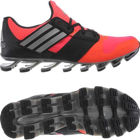 New Sepatu Sport Joging Runing Adidas Soring Balde Abu Pink adidas springblade solyce s running shoes blue