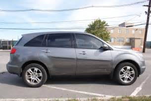 2008 Acura Mdx Technology Package 2008 Acura Mdx Pictures Cargurus