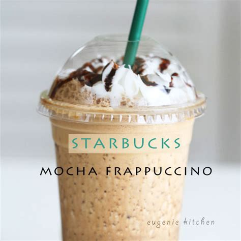 american heritage inspired iced mocha starbucks mocha frappuccino at home copycat recipe