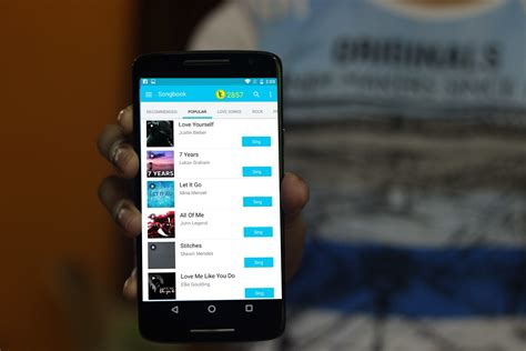 karaoke app android top 7 best karaoke apps for android that make you sound