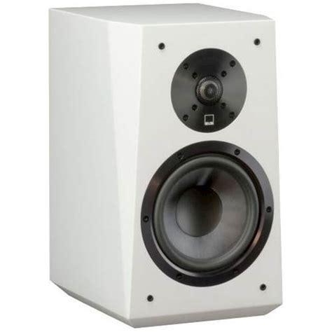 svs ultra 6 1 2 quot 2 way bookshelf speaker each white