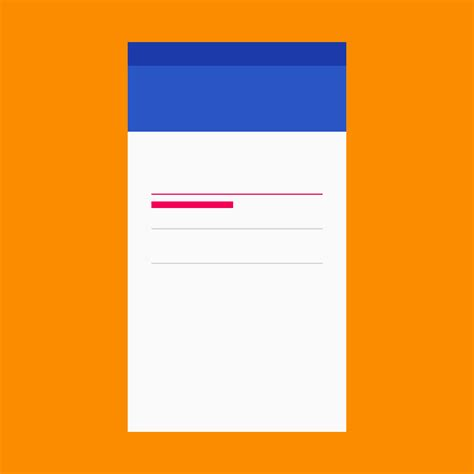 android pattern split errors patterns material design