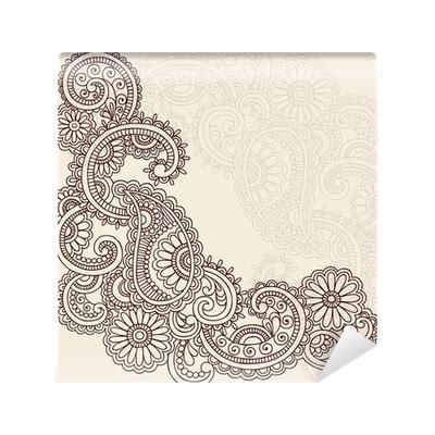henna design png henna abstract doodle mehndi tattoo vector design wall
