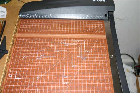 Paper Folding Jig - easy folding jig
