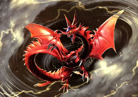 slifer the sky dragon by akido2015 on deviantart