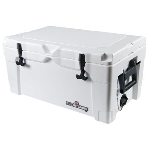 Cooler Box Marina 55 Liter shop igloo 55 quart plastic marine cooler at lowes