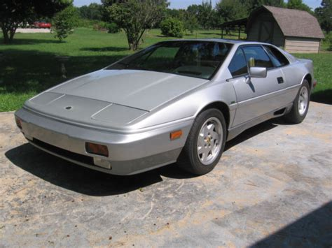 old car manuals online 1988 lotus esprit parking system 1988 lotus esprit turbo coupe 2 door 2 2l for sale in madison alabama united states