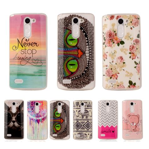 Silicon Casing Softcase Squishy Lg Bello Lg Fino 3 soft tpu silicone transparent phone for lg optimus l bello d331 d335 d337
