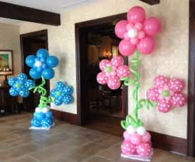 event decorating company baby reveal