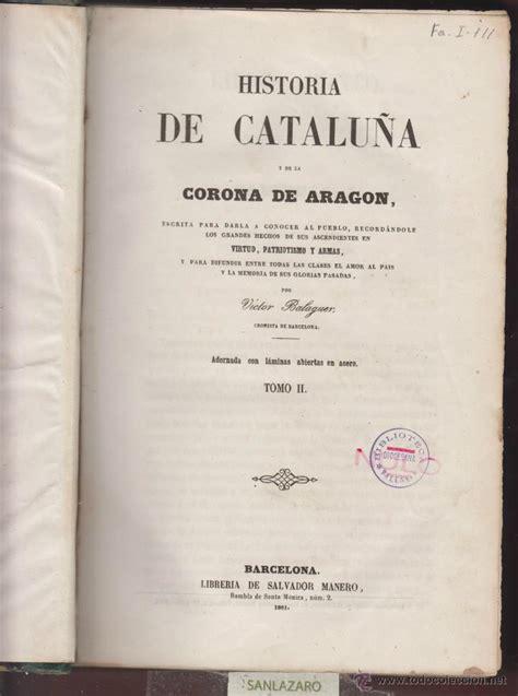 libro breve historia de catalua 3 tomos historia de catalu 241 a y de la corona de comprar libros antiguos de historia antigua en