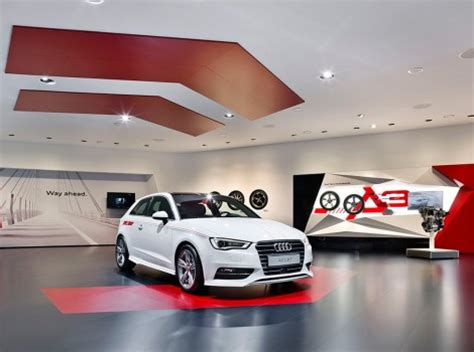 audi dealership interior audi a3 dealer meeting kopenhagen 2012 schmidhuber