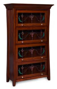Furniture Bookshelf Berkley Barrister Bookcase Ok Amish Furniture 918 236 3808