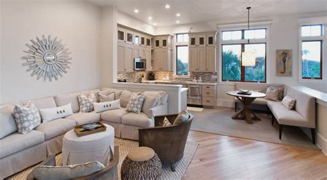 coastal chic living rooms ponte vedra residence style living room