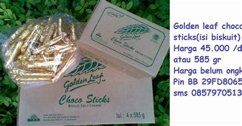 Termurah Lagie Choco Stick Golden Leaf Lagie Sticks coklat murah bandung grosir coklat kiloan golden leaf choco stick grosir coklat bandung