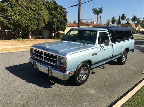 dodge ram d250 for sale 1987 dodge ram d 250 for sale